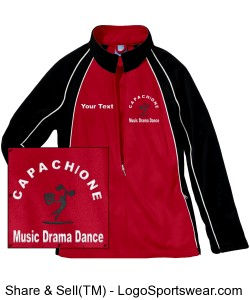 Youth Girls Olympian Team Jacket - XS Design Zoom